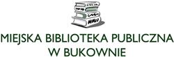 Miejska Biblioteka Publiczna w Bukownie